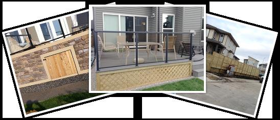 residential deck builder calgary