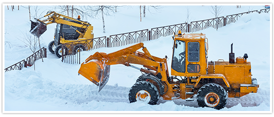 commercial snow removal services in calgary