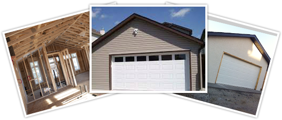 Blue Lake is your #1 Calgary garage builders! Click here to view our project gallery!