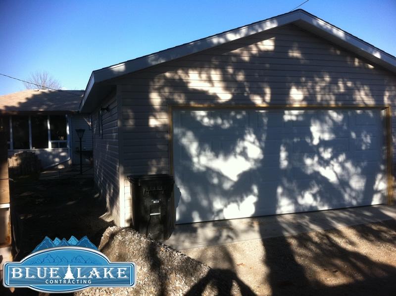 125 garage construction calgary